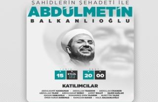 Şahidlerin Şehadeti İle Abdülmetin Balkanlıoğlu'nu...