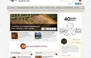 Sonpeygamber.info Fransızca'da