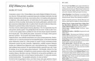 Dergâh dergisinin 331. sayısı çıktı