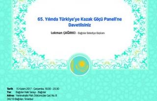 65. Yılında Türkiye'ye Kazak Göçü