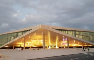 Katar Milli Kütüphanesi Ortadoğu'nun En Büyüklerinden