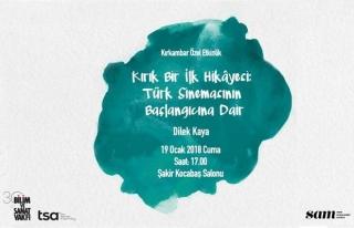 Türk Sinemasının Başlangıcına Dair