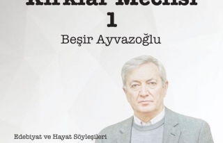 Beşir Ayvazoğlu 40'lar Meclisi'nde