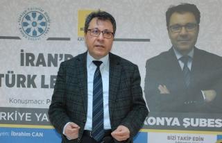 Ankara bir Tebrizli için vatan toprağıdır