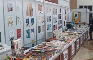 KTP Kitabevi Selçuk Üniversitesi Kitap Fuarı'nda