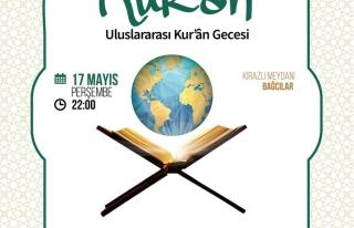 Ümmetin Ortak Sesi Kur'an Uluslararası Kur'ân Gecesi