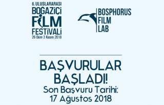 6. Uluslararası Boğaziçi Film Festivali'ne Başvurular...