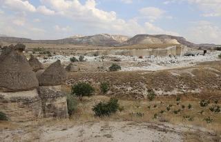 Dünyanın İlk Doğal Yer Altı Müzesine Kapadokya...