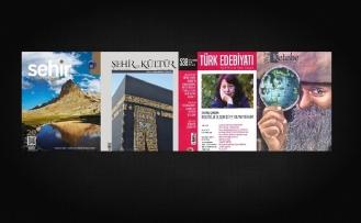 Ağustos 2018 dergilerine genel bir bakış