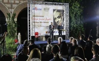 Üsküp'te Uluslararası Yahya Kemal Beyatlı Şiir Şöleni