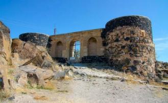 Nevşehir'de yeni bir tarihi kalıntı bulundu