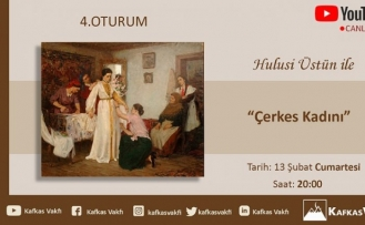 Kafkasya Sohbetleri IV. oturumuna davetlisiniz