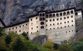 Sümela Manastırı'nın Dünya Miras Listesi'ne alınması için hazırlıklara başlandı