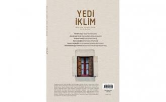 """Yedi İklim Mayıs sayısıyla okurlara """"merhaba"""" diyor"""