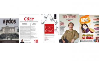 Haziran 2021 dergilerine genel bir bakış-2