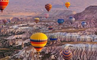 Nevşehir'e Gitmek İçin 10 Güzel Sebep