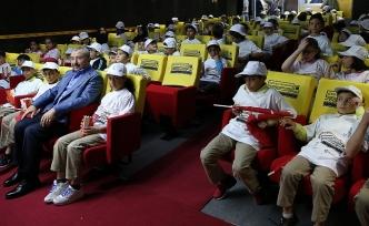 'Gezen Sinema' binlerce çocuğu sinemayla tanıştıracak