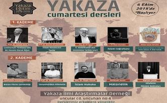 Yakaza cumartesi dersleri