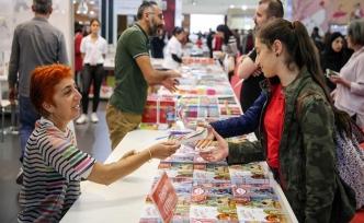 Çocuk kitabı yazarları '37. Uluslararası İstanbul Kitap Fuarı'nda