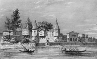 Klasik dönem Osmanlı saray akademisi: Enderûn Mektebi