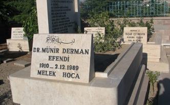 Eskişehir'in 'Melek Hoca'sı Münir Derman