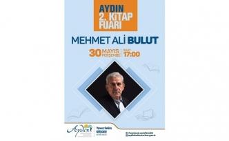 Mehmet Ali Bulut okurlarıyla buluşacak