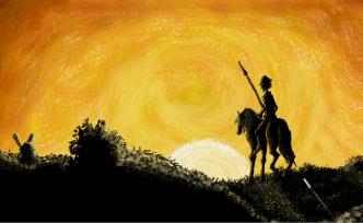 Cemil Meriç'e göre Don Kişot'u aşılmaz yapan nedir?