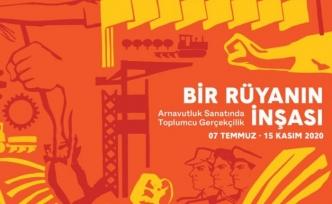"""""""Bir Rüyanın İnşası: Arnavutluk Sanatında Toplumcu Gerçekçilik"""""""