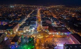Etrafı dağlık, ortası bağlık bir şehir: Erzincan