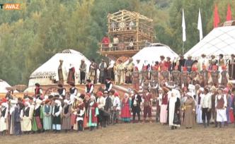 Renkli Göçebe Kültürü, 2. Dünya Göçebe Oyunları'nda Sergilendi