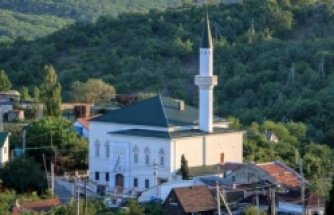 Hacı İslam Efendi'nin yadigârı Korbek Cami'ye torunundan vefa