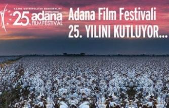 Adana Film Festivali'nde 25. yıl