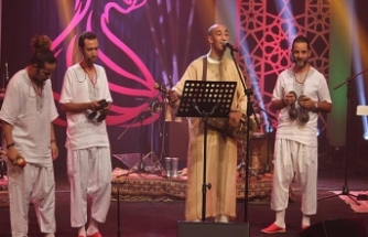 Redwan El Asmar Konya'da sahne aldı