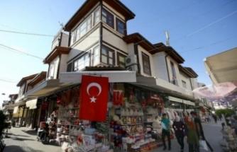 Selçuklu başkentinde ticaretin kalbi 'Bedesten Çarşısı'nda atıyor