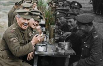 1. Dünya Savaşı'nın artık renkli bir belgeseli var