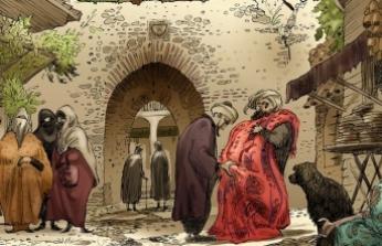 İhsan Oktay Anar'ın Puslu Kıtalar Atlası romanından 15 alıntı