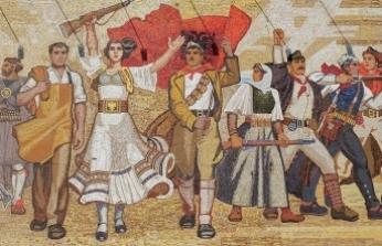 Bize Arnavutluk'tan selam getiren bir roman