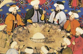 Dört yıldızlı bir Osmanlı imaretinde bütün yemekler bedava!
