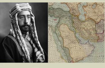 Modern Irak'ın proje kralı: I. Faysal