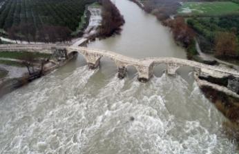 Tarihin en görkemli tanığı: Alaeddin Keykubad Köprüsü