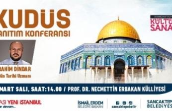 Konferans: Kudüs