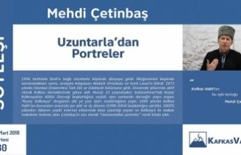 """Söyleşi: """"Uzuntarla'dan Portreler"""""""