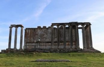 Aizanoi Antik Kenti'nin çarşısında kazı çalışmaları yapılacak