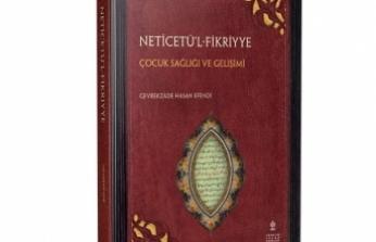 TR Yazma Eserler Kurumundan yeni kitap: Neticetü'l-Fikriyye
