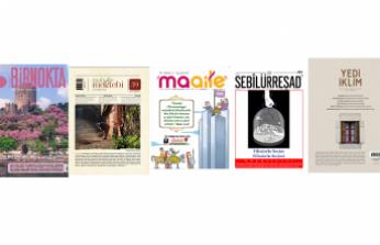 Mayıs 2021 dergilerine genel bir bakış-2