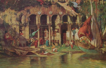 Venedik'te bir Türk hanı: Fondaco dei Turkchi