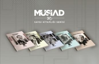 """Müsiad'ın kültür-sanata dair prestij projesi: """"MÜSİAD Saygı Kitaplığı"""""""
