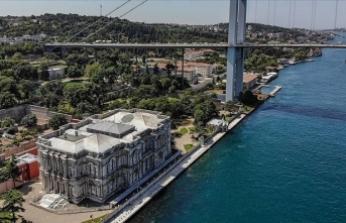 Beylerbeyi Sarayı'nın 113 metrelik rıhtımı ziyarete açıldı