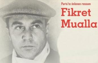 Ünü Türkiye'den önce Fransa'da yayılan ressam Fikret Mualla