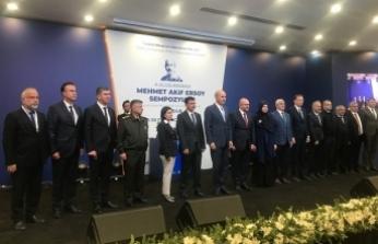 Uluslararası Mehmet Âkif Ersoy Sempozyumu başladı